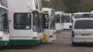 Most coaches will leave Home Park at five o'clock on Sunday Morning.
