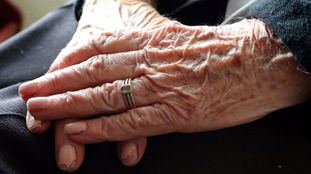 Many elderly patients face delays as they wait for social care.