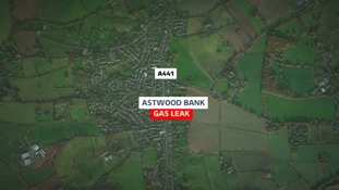 Road re-opened after gas leak in Redditch