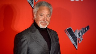 Sir Tom Jones criticised over former The Voice winner weight comments