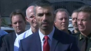 George Piro, special agent in charge of the FBI's Miami office