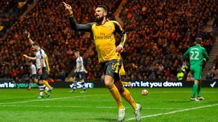 FA Cup Third Round match report: Preston North End 1-2 Arsenal