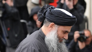 Abu Qatada returns home
