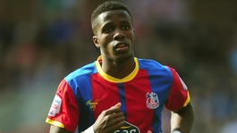 Wilfried Zaha. 