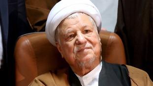 Former Iranian President Akbar Rafsanjani dies aged  82