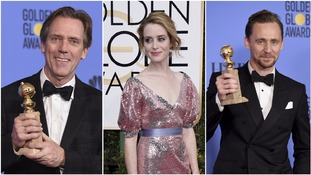 Golden Globes: Awards for The Night Manager and The Crown on night of British success