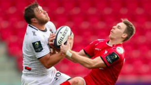 Wales fullback Liam Williams set to swap Scarlets for Saracens this summer