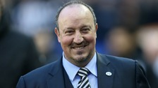 Rafa Benitez could be without Aleksandr Mitrovic for 10 days after sustaining a leg injury in Newcastle Utd's 1-1 draw with Birmingham City