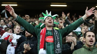 Green Army ecstatic at Liverpool result, Klopp not so much