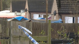 A teenager has denied a double murder at a travellers site in Ipswich