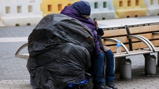 £400,000 boost to help prevent rough sleeping