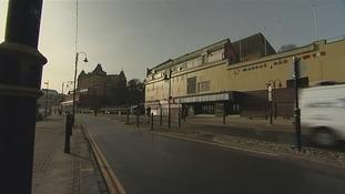 The Futurist theatre