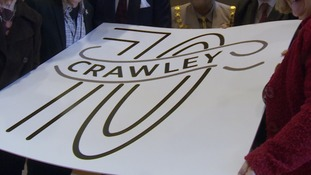 Crawley celebrates 70 years since chosen as new town