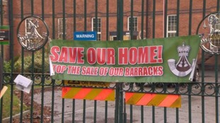 Army veterans vow to fight plan to demolish barracks in £1bn MoD sell-off
