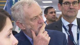 Jeremy Corbyn MP, Labour Leader.