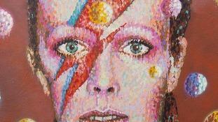 David Bowie mural, Brixton