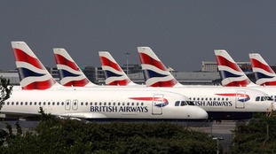 British Airways cabin crew in 48-hour strike