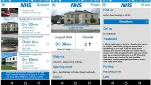 New smartphone app to help people find quickest care