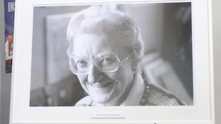 Cicely Saunders photograph
