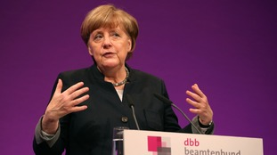 Angela Merkel has indicated freedom of movement is a key principle