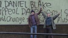I, Daniel Blake stars Dave Johns