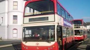 Bus driver's IOU sparks massive on-line row