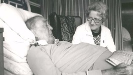 50th anniversary of the Hospice movement