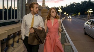 La La Land received 11 Bafta nominations.