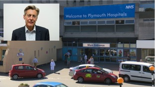 Derriford Hospital and Ben Bradshaw