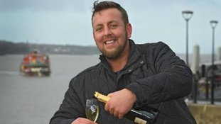 IoM fisherman reels in £250k for winning scratchcard