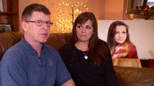 Andy and Dawn Cubin are expecting to hear from the coroner any day now.