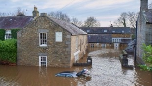 Work begins on Corbridge flood defence scheme following Storm Desmond