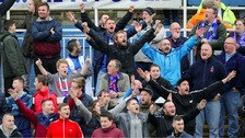 "Hartlepool United fans can watch them play Crawley Town for as little as £1.00 as part of their ""Pay What You Can"" scheme"