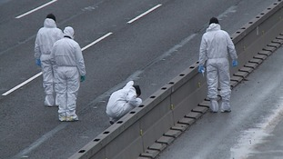 Drivers urged to report sightings after man's body found on M1