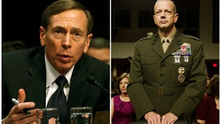 CIA Director David Petraeus and Gen. John Allen