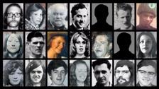 Victims of the Birmingham pub bombings