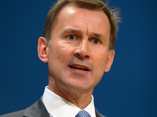 Jeremy Hunt is facing increasing pressure.