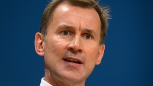 Senior doctors lead attack on Health Secretary Jeremy Hunt