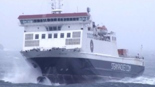 Isle of Man sailings disrupted due to severe weather conditions