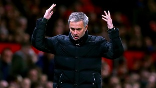 Mourinho calls on Man United fans to be more vocal