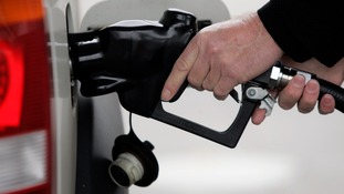 Petrol prices reach highest level in two years