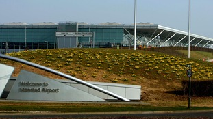 Busy December caps record year at Stansted airport