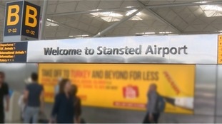 23.4 million passengers used Stansted airport in Essex in 2016.