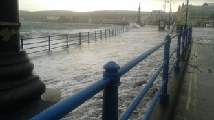 Flood warnings issued on IoM