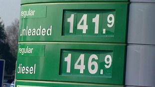 Petrol prices at a record high