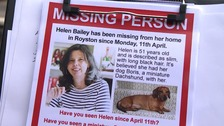 Helen Bailey was reported missing by her partner Ian Stewart who is accused of murdering her.