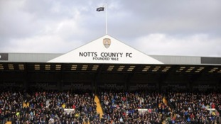 Notts County Football Club takeover 'completed'