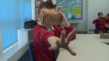 Bengeworth C of E Academy in Evesham has teamed up with Google Expeditions