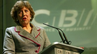 Then-Director General of MI5 Eliza Manningham-Buller in 2004