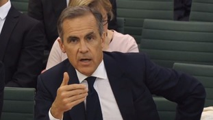 Brexit is no longer the biggest risk to financial stability, Mark Carney says
